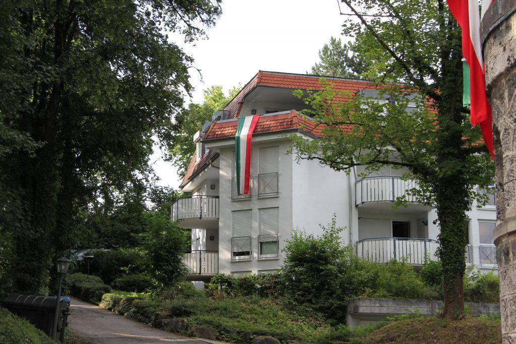 Preiswertes Wohnen in zentraler Lage auf dem Österberg. Das Wohnheim